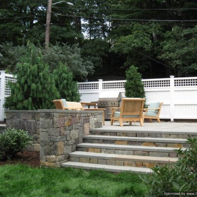 Hardscape & Stone Projects
