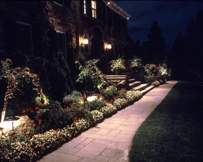 Landscape lighting installations corliss landscaping ipswich ma landscape lighting installations aloadofball Gallery